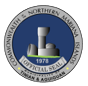 Municipality of Tinian and Aguiguan, Commonwealth of the Northern Mariana Islands Logo